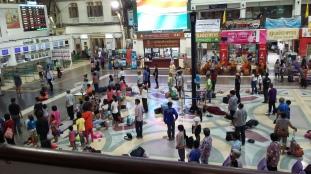 Estación de Trenes Hua Lampong, Bangkok