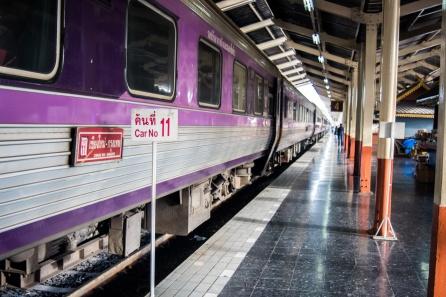 Estación de Trenes Chiang Mai