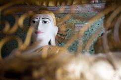 Templo en Shwedagon