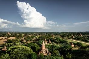 Templos en Bagan