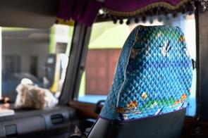 Un autobús con estilo