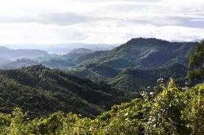 Paisajes montañosos