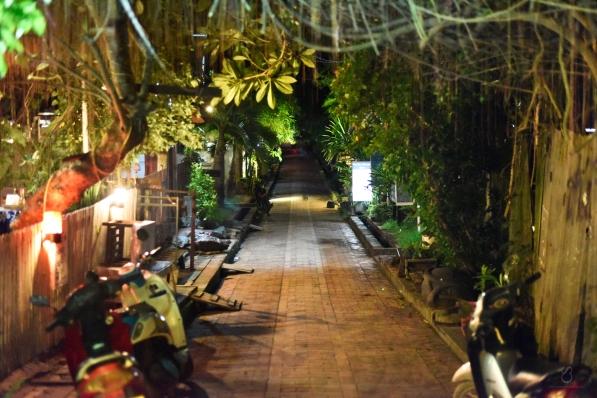 Luang Prabang de noche