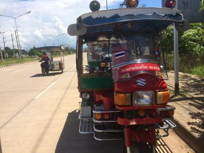 Tuk-Tuk - Chiang Khong