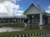 Llegando a Laos - Puente de la Amistad