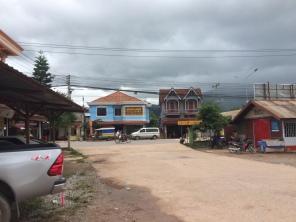 Se ve un hotel en Oudomxai!
